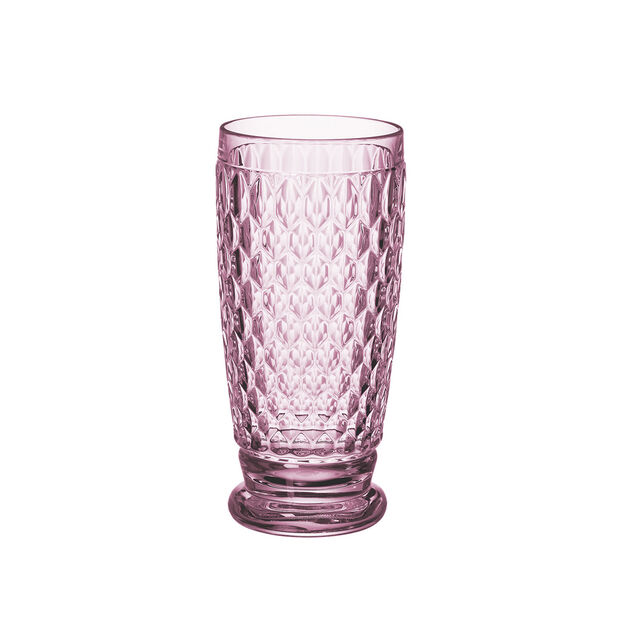 Boston Coloured Bicchiere per long drink Rose, , large