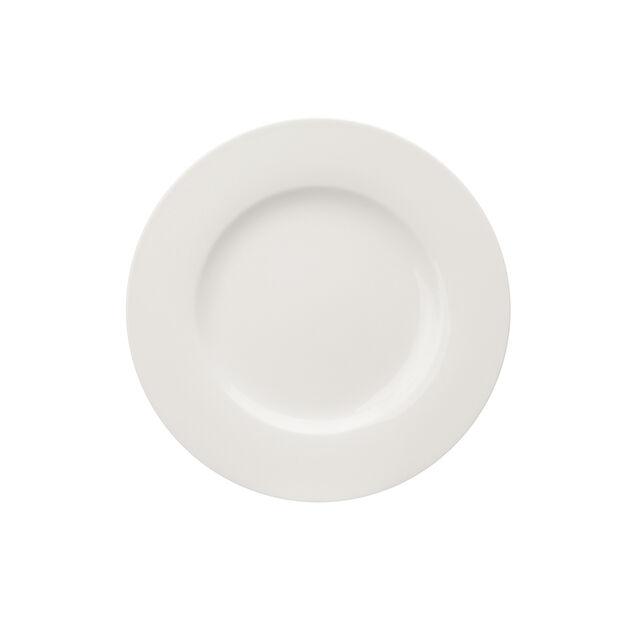 Basic White Plato llano, , large