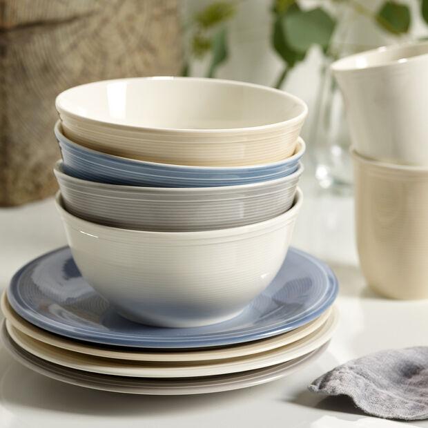 Color Loop Horizon set de desayuno, azul celeste, 12 piezas, , large