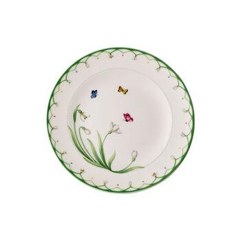 Colourful Spring piatto da colazione