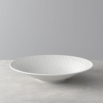 Manufacture Rock Blanc tazón hondo, 29 cm