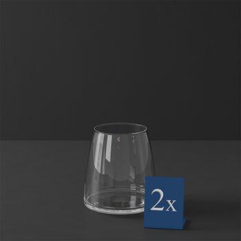 MetroChic bicchiere d'acqua, 2 pezzi, 110 cm, 565 ml