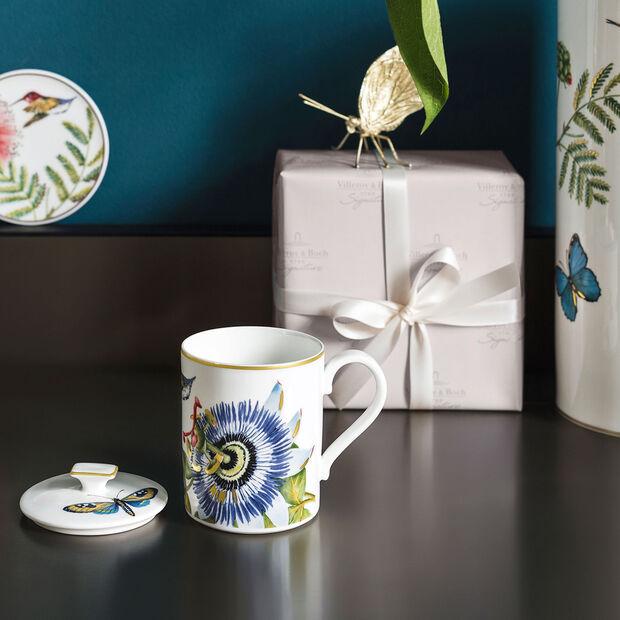 Amazonia Gifts Set tazza con coperchio 11,5x8,5x11cm, , large