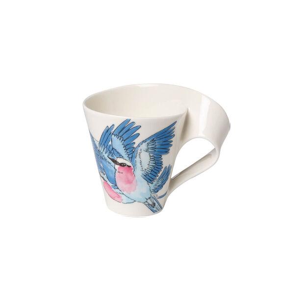 NewWave Caffè tazza mug da caffè Lilac Breasted Roller, , large