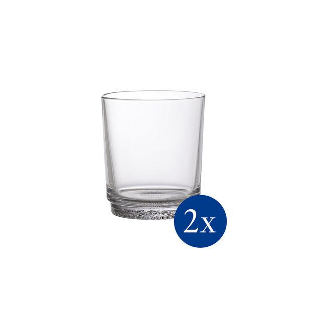 like.by Villeroy & Boch it's my match set di bicchieri da acqua, trasparente, 9 x 10 cm, 2 pezzi, , large