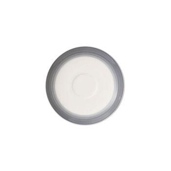 Colourful Life Cosy Grey piattino tazza da espresso/moka