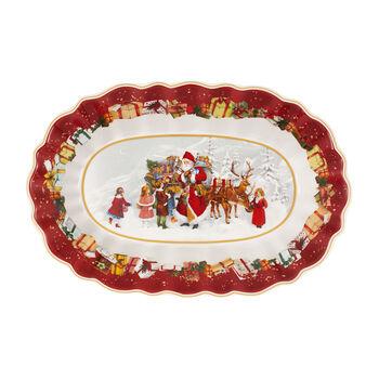 Toy's Fantasy Coppa gr. ovale, 29x19cmx5,5cm