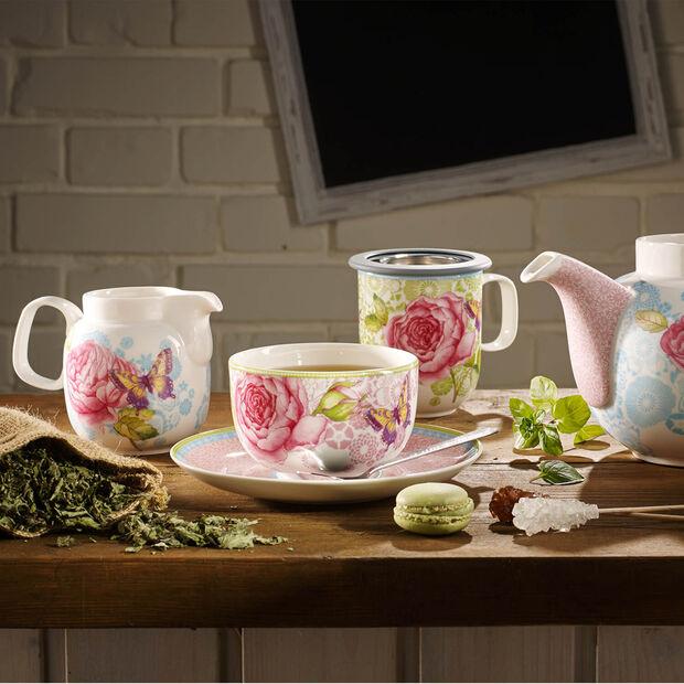 Rose Cottage ciotola da tè, verde, , large