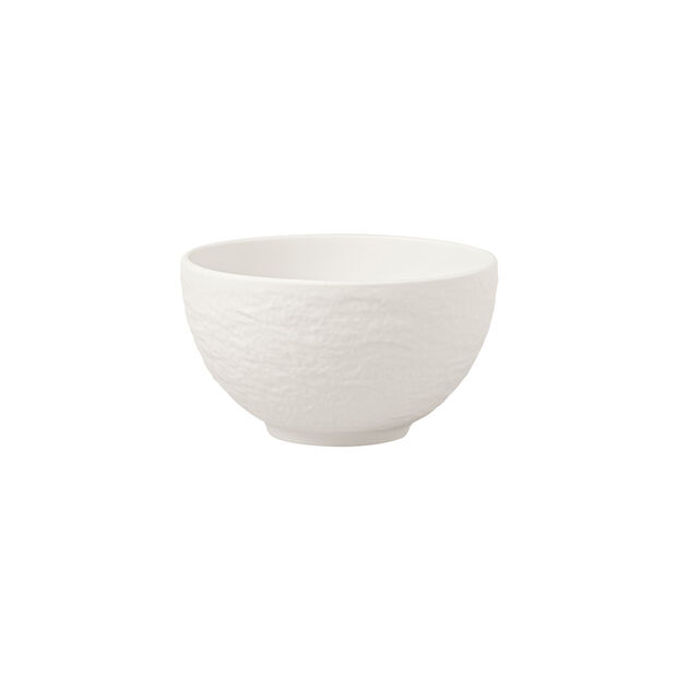 Manufacture Rock blanc Coppetta riso 13x13x6,6cm, , large