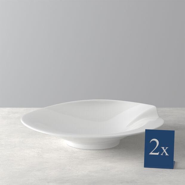 Pasta Passion Piatto per pasta M Set 2 pezzi 27,2cm, , large