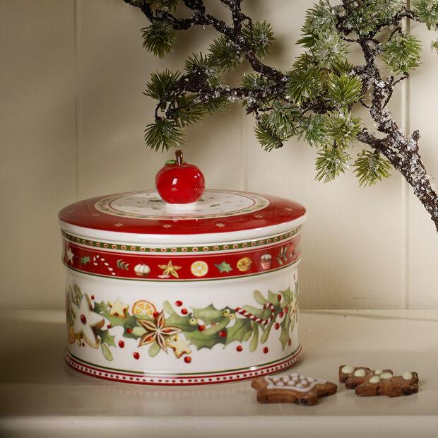 Winter Bakery Delight scatola per pasticcini, , large