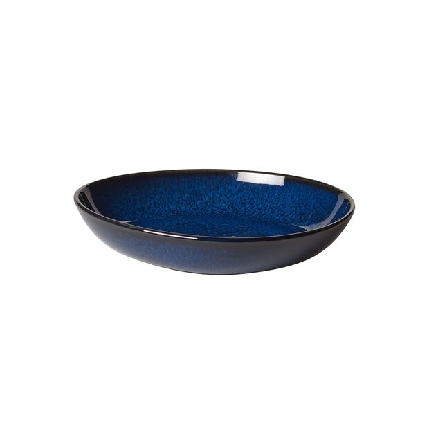 Lave Bleu ciotola piana piccola, , large