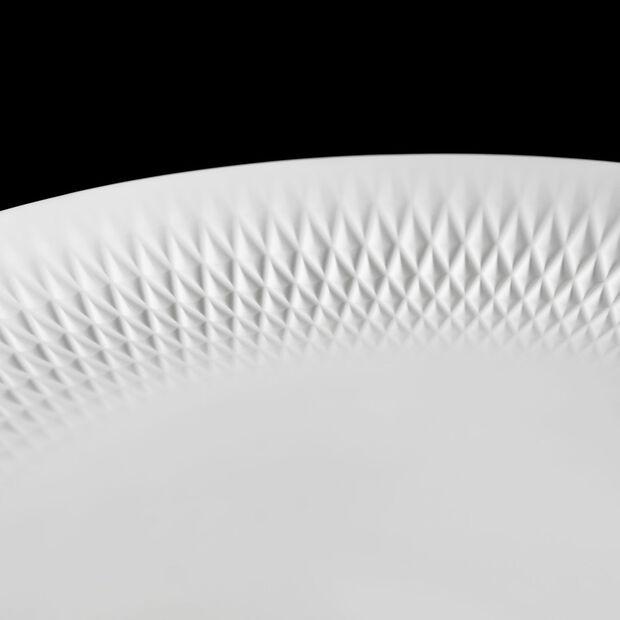 Manufacture Collier scodella, bianco, , large