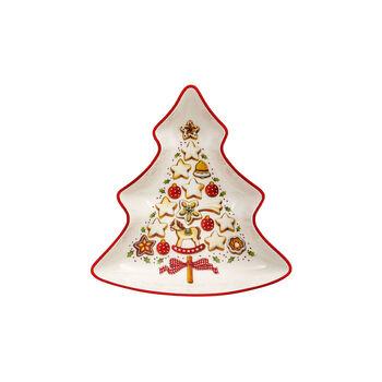 Winter Bakery Delight Coppa albero di Natale piccola 17cm