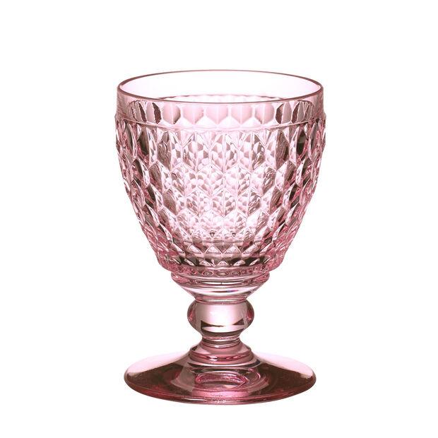 Boston Coloured Bicchiere da vino rosso Rose, , large
