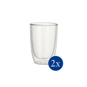 Artesano Hot&Cold Beverages Bicchiere universale set 2 pz. 122mm