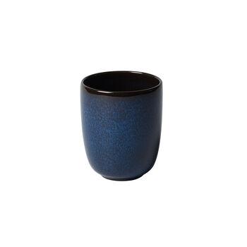 Lave bleu tazza senza manico 9x9x10,5cm