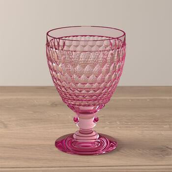 Boston Coloured Vaso de agua Rose