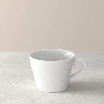 Organic White tazza da caffè, bianco, 270 ml