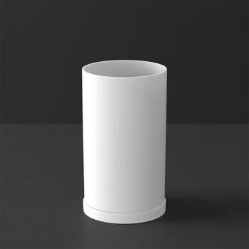 MetroChic blanc Gifts Portavela 7,5x7,5x13cm