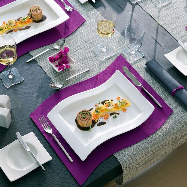 NewWave piatto gourmet 33 x 24 cm, , large