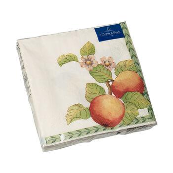 Tovaglioli di carta French Garden Modern Fruits 33x33cm, 20 pezzi