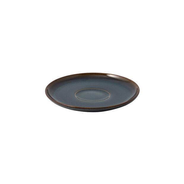 Crafted Denim piattino per tazza da caffè, blu, 15 cm, , large