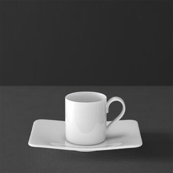 Modern Grace Tazza espresso con piattino 2pz.