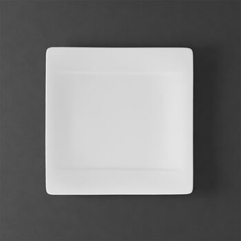 Modern Grace piatto gourmet 35x35 cm