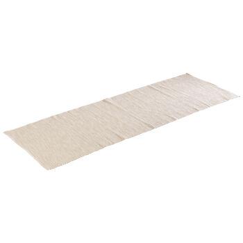 Textil News Breeze striscia ecru 50x140cm