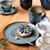 Crafted Breeze plato llano, gris azulado, 26 cm, , large
