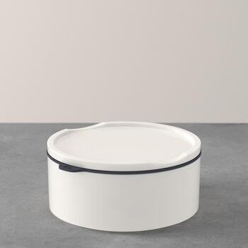 ToGo&ToStay porta pranzo, 13x6cm, rotondo, bianco