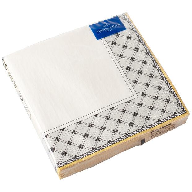 Servilletas de papel Audun, 20 unidades, 33x33cm, , large