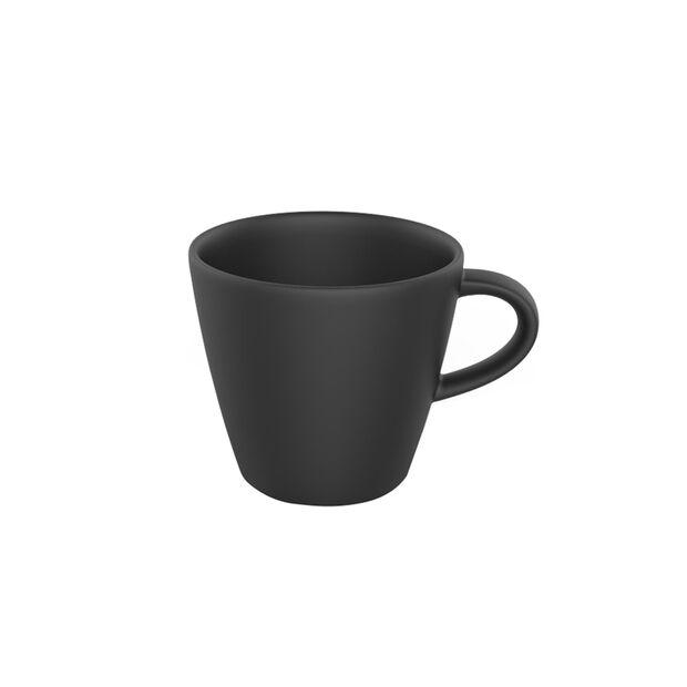 Manufacture Rock tazza da caffè, nero/grigio, 10,5 x 8 x 7,5 cm, , large