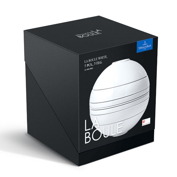 Iconic La Boule white, blanco, , large