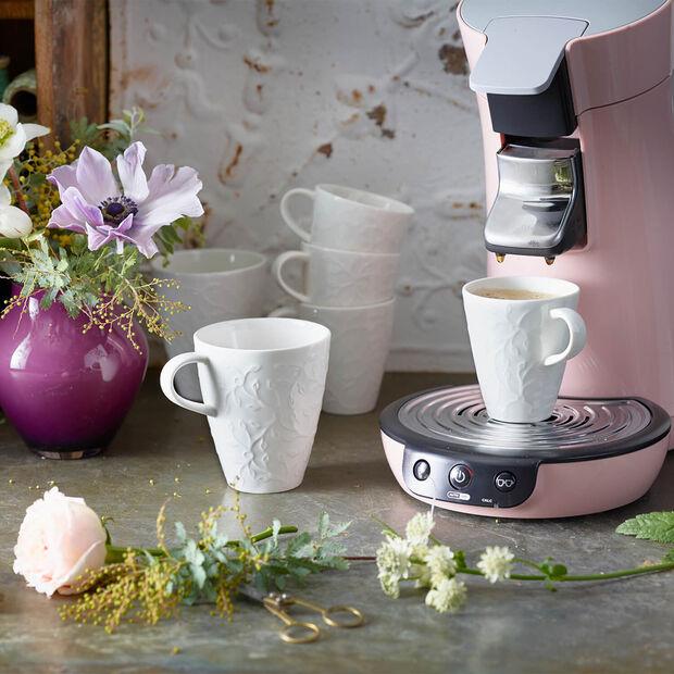 Caffè Club Floral Touch Bicchiere con manico piccolo, , large