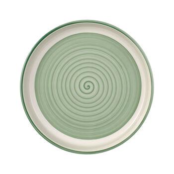 Clever Cooking Green piatto da portata rotondo 26 cm