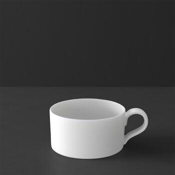 MetroChic blanc tazza da tè, 230 ml, bianco