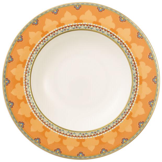 Samarkand Mandarin Piatto fondo, , large