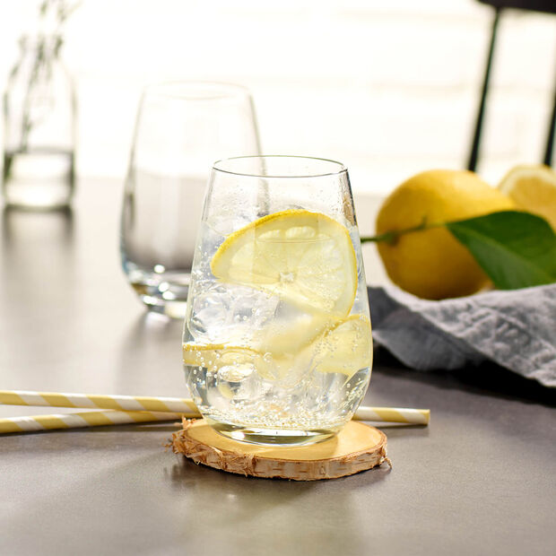 vivo | Villeroy & Boch Group Voice Basic Glas Bicchiere highball 4pz, , large