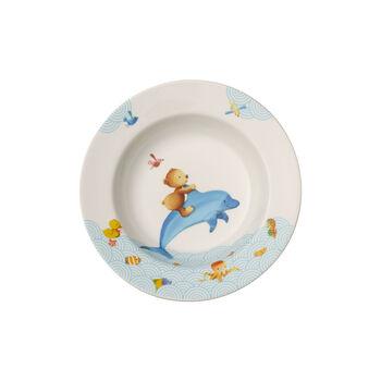 Happy as a Bear Piatto fondo bambini 195mm