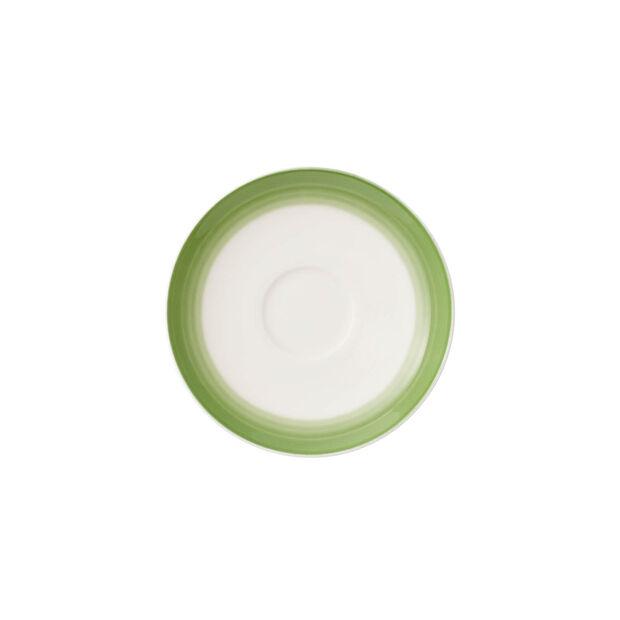 Colourful Life Green Apple piattino tazza da espresso/moka, , large