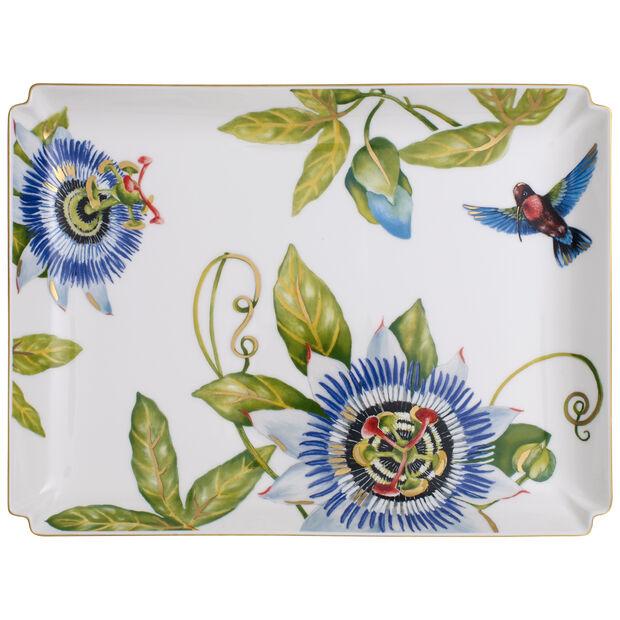 Amazonia Gifts piatto decorativo grande 28x21cm, , large