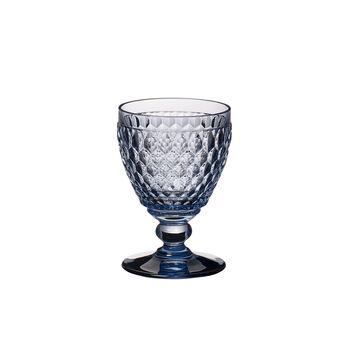 Boston Coloured Bicchiere da vino bianco Blue