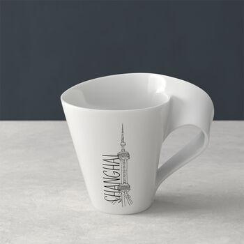 Modern Cities, tazza da caffè, Shanghai, 300ml