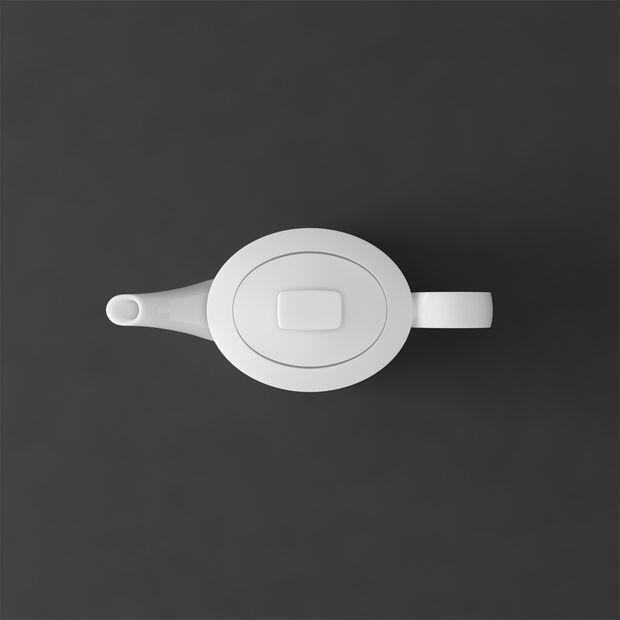 MetroChic blanc Gifts Teiera piccola 21x9x10,5cm, , large