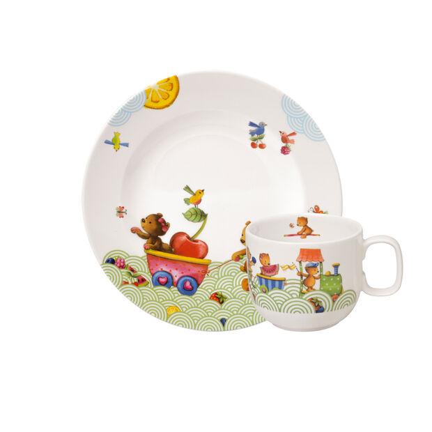 Hungry as a Bear Set desayuno infantil, 2 piezas, , large