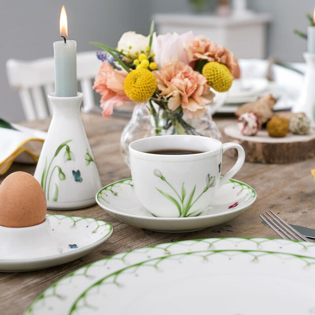 Colourful Spring piattino per tazza da caffè, , large