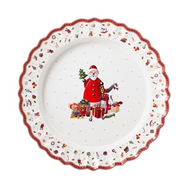 Toy's Delight fuente para servir, varios colores/rojo/blanco, 45 cm, , large