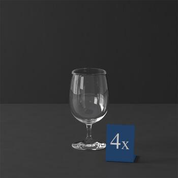 La Divina calice da acqua, 4 pezzi